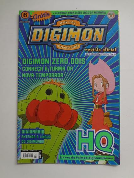 Revista Digimon Nº 6