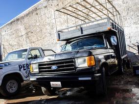 Ford F-100 Perkin 4 Caja Mudancera Diesel 1986