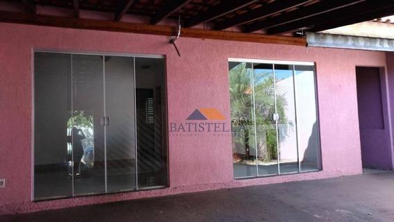 Casa Residencial À Venda, Jardim Santa Eulália, Limeira. - Ca0275