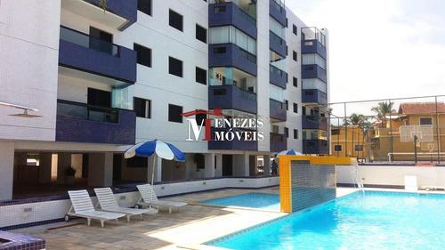 Apartamento A Venda Pé Na Areia Em Bertioga - Ref. 900 - V900