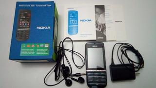 Nokia Asha 300 Usado Liberado