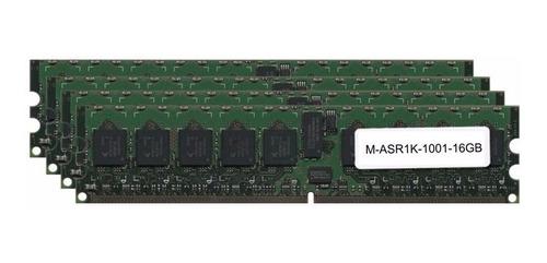 Imagem 1 de 1 de Memória 16gb Dram P/ Cisco Asr-1001 M-asr1k-1001-16gb