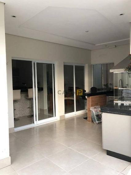 Casa Em Condomínio Com 3 Dormitórios À Venda, 164 M² Por R$ 950.000 - Jardim Primavera - Nova Odessa/sp - Ca0343