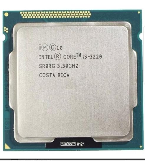 Processador Intel Core I3 3220 3.3ghz Lga 1155