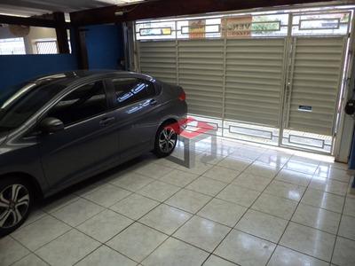 Sobrado Residencial À Venda, Rudge Ramos, São Bernardo Do Campo - So22007. - So22007