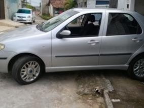 Fiat Siena 1.8 Hlx Prata Flex