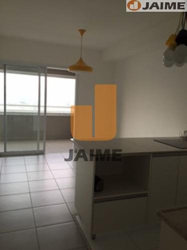Excelente Apartamento Residencial, Com Torre, Comercial, Hotel E Com Diversas Lojas!!! - Ja10457