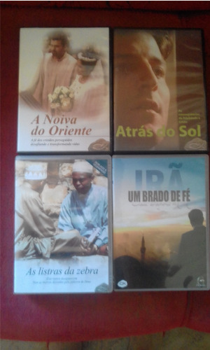 4 Filmes Da Missão Portas Abertas