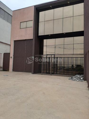 Imagem 1 de 10 de Barracão Para Aluguel Em Park Comercial De Indaiatuba - Ba012942