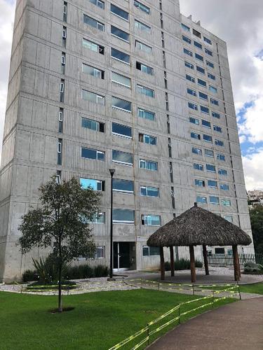 Imagen 1 de 29 de Departamento En Venta En Fraccionamiento Paseos Del Bosque Huixquilucan Edo. De México