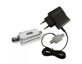 Amplificador Para Tv Digital 40db Proeletronic Pqbt 4000a