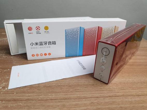 Caixa De Som Xiaomi Bluetooth 4.0 Speaker - Pronta Entrega