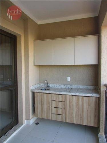 Apartamento Com 2 Dormitórios Para Alugar, 72 M² Por R$ 2.600,00/mês - Jardim Irajá - Ribeirão Preto/sp - Ap4397