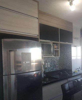 Apartamento Em Alto Da Mooca, São Paulo/sp De 48m² 2 Quartos À Venda Por R$ 367.000,00 - Ap153113