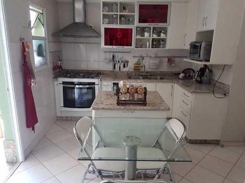 Casa De Condomínio Com 3 Dorms, Caxambu, Jundiaí - R$ 693 Mil, Cod: 8826 - V8826