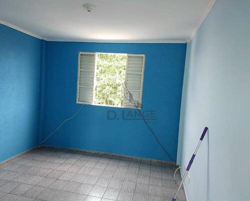 Imagem 1 de 11 de Apartamento Com 2 Dormitórios À Venda, 40 M² Por R$ 145.000,00 - Vila Padre Manoel De Nóbrega - Campinas/sp - Ap18912