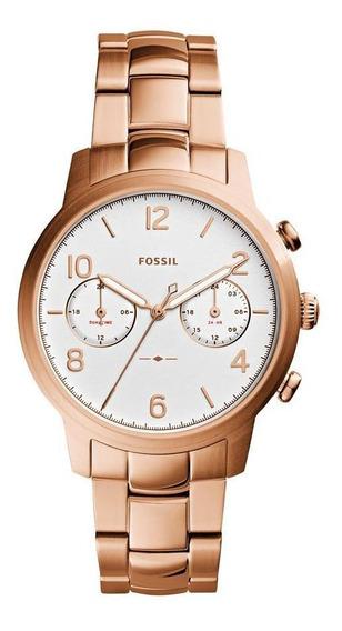 Relógio Fossil Feminino Caiden - Es4237/4bn