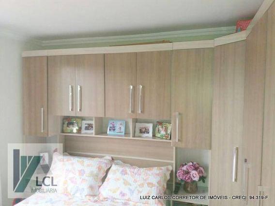 Apartamento Com 2 Dormitórios À Venda, 48 M² Por R$ 175.000,00 - Parque Jane - Embu Das Artes/sp - Ap0076