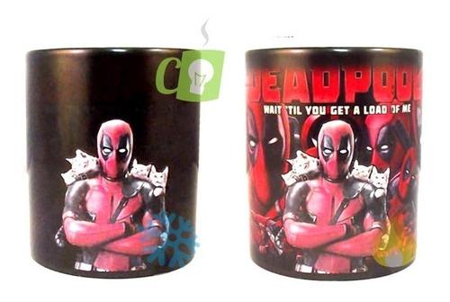Tazón Mágico, Deadpool, Daredevil, Superheroe