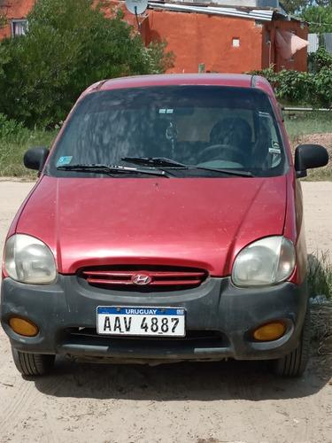 Hyundai Atos 1998 1.1 Gls Aa