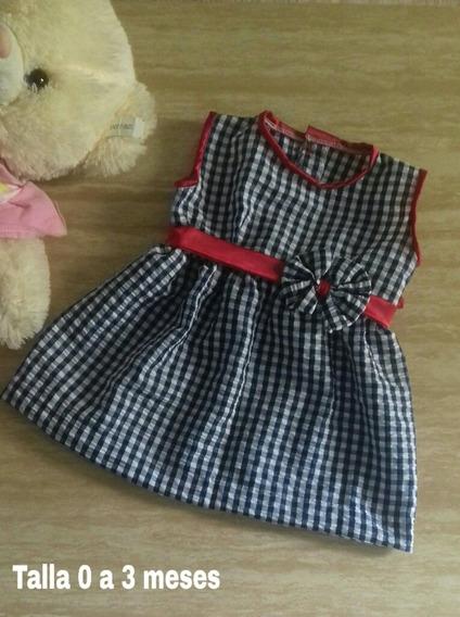 Ropa Niña Bebes Vestidos Recien Nacida