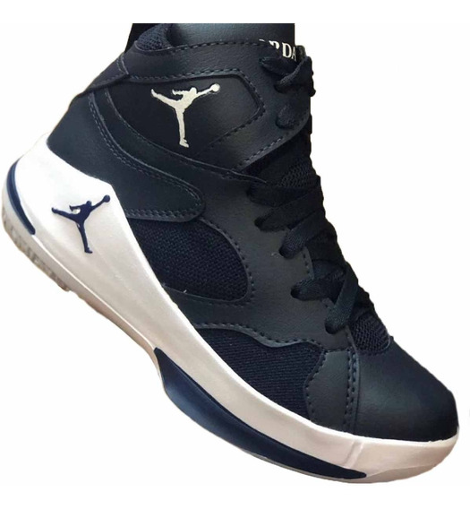Zapatos Botines Jordan Para Caballeros Deportivos 25$