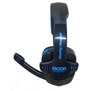 Auricular Para Pc Moon Ma2760pcmu Micrófono Y Usb - Cuotas