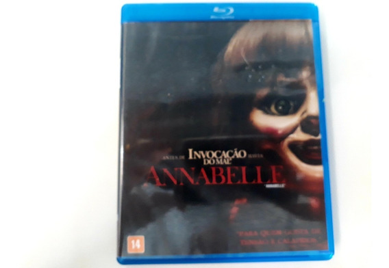 Blu-ray Anabelle