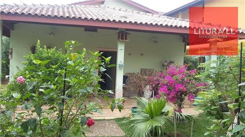 Imagem 1 de 21 de Sobrado Com 3 Dormitórios À Venda, 233 M² Por R$ 500.000,00 - Cibratel Ii - Itanhaém/sp - So0101