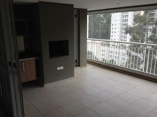 Imagem 1 de 30 de Apartamento 3 Dormitórios, 3 Suítes, 3 Vagas No Melhor Do Morumbi,  Ao Lado Do Shopping Jardim Sul E Do Futuro Shopping Morumbi - Ap7416