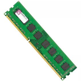 Memoria Kingston 8gb 1600 Mhz Ddr3 Kvr16n11/8g Para Desktop