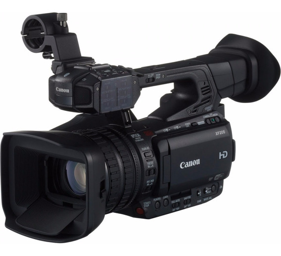 Filmadora Canon Profissional Xf205 Revenda Autorizada