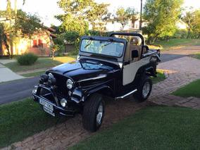 Jeep Willys 1963 Impecável