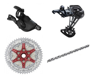 Kit Upgrade Shimano Slx M7100 Sunrise 12v 11-51t, Oferta !!