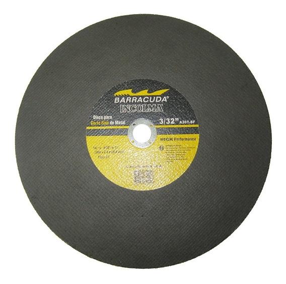 Disco Corte Fino Metal A30t-bf High Perf 14 X 3/32 X 1