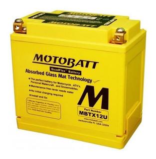 Bateria Motobatt Bmw R1200gs F800gs F800 R1200 Gs R Ytx14-bs