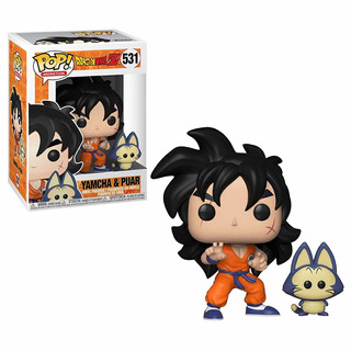 Funko Pop Dragon Ball Z Yamcha Y Puar N 531