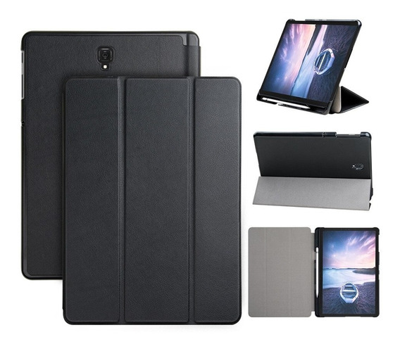 Capa Smart Samsung Galaxy Tab S4 10.5 Com Porta Caneta