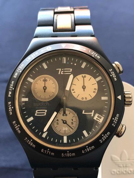 Relógio Swatch Sérgio Garcia Edição Limitada