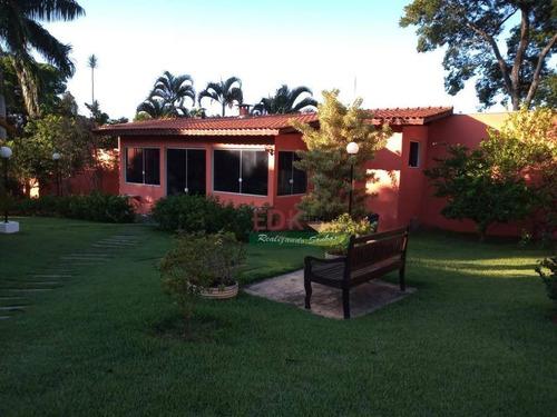 Imagem 1 de 30 de Chácara Com 2 Dormitórios À Venda, 1000 M² Por R$ 600.000 - Parque Residencial Quinta Das Laranjeiras - Itu/sp - Ch0635