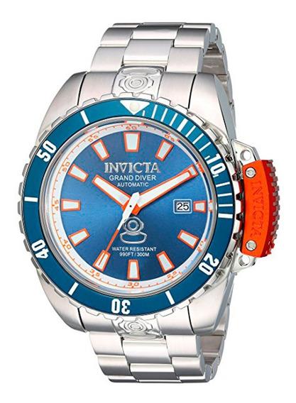 Relógio Invicta - Grand Diver - Automático - 19866