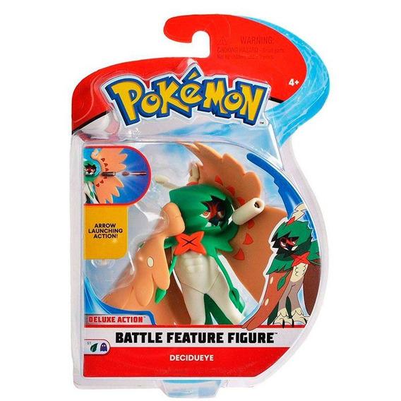 Pokemon Figura De Batalla 96868
