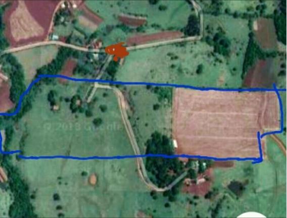 Sítio Para Venda Em Medianeira, Rural - In042