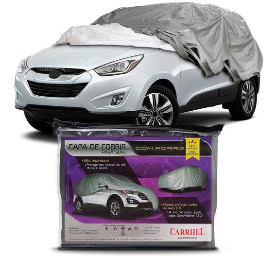 Capa Cobrir Carro 100% Impermeável Forrada Nissan Xtrail