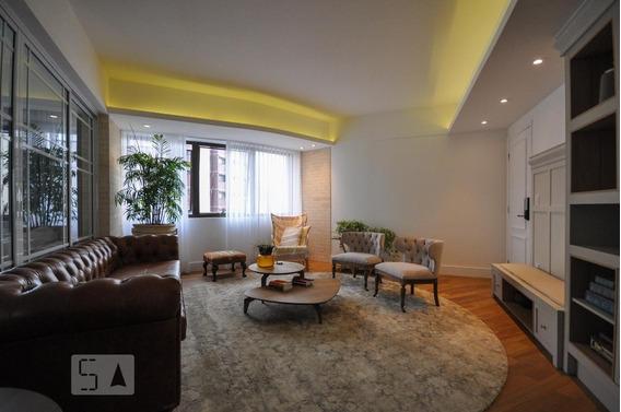 Apartamento Para Aluguel - Cambuí, 2 Quartos, 119 - 893012535