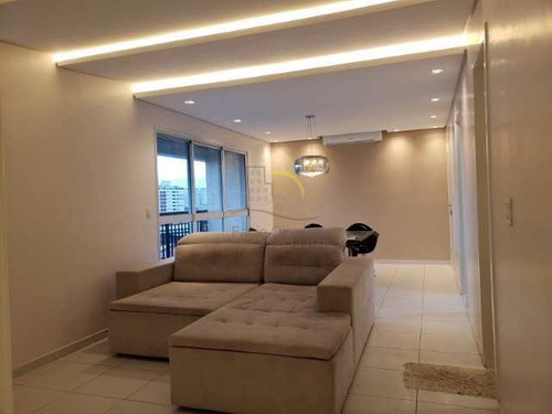Apartamento Com 2 Dorms, Gonzaga, Santos - R$ 636 Mil, Cod: 3109 - V3109