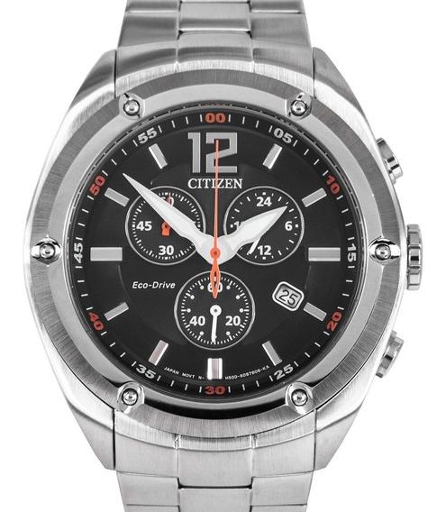 Relógio Citizen Cronograph Eco-drive At0980-63e