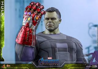 Hot Toys Hulk Avengers Endgame Eslr Preventa