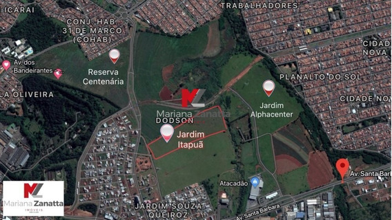 Loteamento Jardim Itapuã - Lote A Venda No Bairro Souza Queiroz - Santa Bárbara D