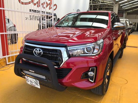 Toyota Hilux 2019 4×4 Doble Cabina Diesel At Platinum